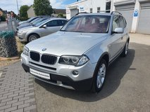 2007 BMW X3 2,0 M sport  XDRIVE (AWD)*TURBO DIESEL * NEW INSPECTION *NAVIGATION GPS in Spangdahlem, Germany