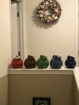 Hall Ball pitcher collection in Beaufort, South Carolina