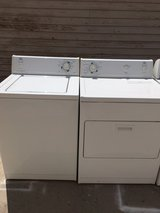 Roper washer and electric dryer set in Alamogordo, New Mexico