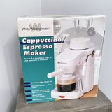 White-Westinghouse Cappuccino and Espresso Maker - NEW in Box in Westmont, Illinois
