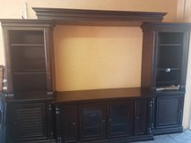 Entertainment center in great condition in Ramstein, Germany