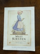 American Girl Meet Kirsten Book in Joliet, Illinois