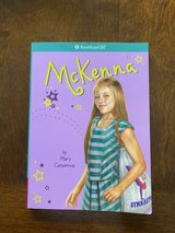 American Girl McKenna Book in Bolingbrook, Illinois