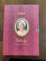 NIB American Girl Felicity Boxed Book Set in Joliet, Illinois