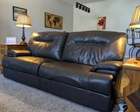 Double Recliner Couch in Fort Lewis, Washington