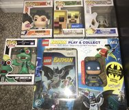 funko pops star wars lego amiibo toys for sale in 29 Palms, California