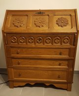 Secretary desk - a ornate piece for your home work space in Wiesbaden, GE