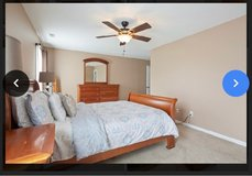 Stanley furniture queen bedroom set in Camp Lejeune, North Carolina