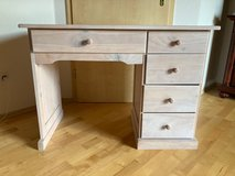 Used Solid Wood Children's Desk (for boys and girls) in Ramstein, Germany