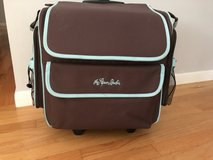 Rolling Scrapbook Tote in Naperville, Illinois