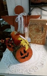 Fall decor in Fort Campbell, Kentucky