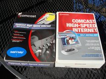 COMCAST  HIGH SPEED INTERNET SELF INSTALL KITS in St. Charles, Illinois