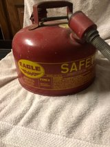 Eagle Antique 2 gallon Gas Can (item #50) in Cleveland, Texas