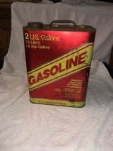 Antique  K.P. Industries 2 gallon Gas Can (item #53) in Kingwood, Texas