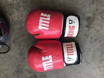 Girls boxing gloves in Fort Campbell, Kentucky