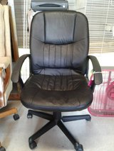 Black High Back Office Chair #1332-99 in Camp Lejeune, North Carolina