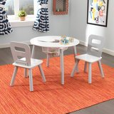 Kidkraft Storage Round Table and 2 Chairs NIB in Fort Campbell, Kentucky