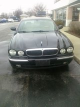 2004 Jaguar XJ8 with 2 bad air bags in Oswego, Illinois