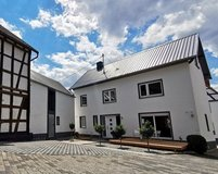 Free standing house with large inner courtyard in beautiful Taunus mountain village, 15 miles to... in Wiesbaden, GE