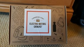 Stem toy Electric Motors catalyst in Houston, Texas