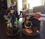 Jack & Sally Ornaments in Bolingbrook, Illinois