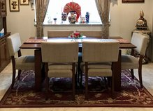 Dining Table & Chairs (Made in Italy) Last Call!!! in Okinawa, Japan