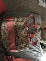 Coach Diaper Bag in Fort Campbell, Kentucky
