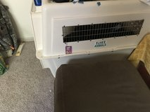 XLarge Dog Kennels. Have Two a Cream Color and a Gray Color $200.for both. in Clarksville, Tennessee