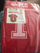 mesh dog jersey small new in package in Chicago, Illinois
