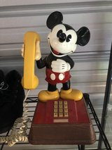 Mickey Mouse phone in Moody AFB, Georgia