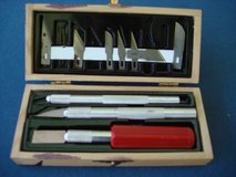 NEW DRAWING SET & SMALL KNIFE SET in Chicago, Illinois