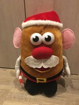 Potato head santa in Okinawa, Japan