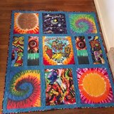 Grateful Dead Quilt in Camp Lejeune, North Carolina