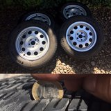 195 65 R15 tires rims wheels Vw Golf Audi A3 all season in Ramstein, Germany
