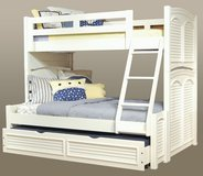 Bunk bed with trundle bed in Fort Leonard Wood, Missouri