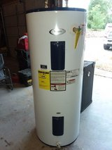 Used 80 Gallon Electric Hot water heater in Fort Leonard Wood, Missouri