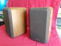 Optimus STS-50 Bookshelf Speakers in Chicago, Illinois
