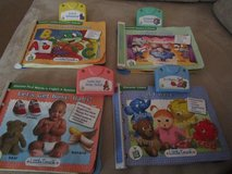 Leap Frog Little Touch Books with Cartridge in Chicago, Illinois