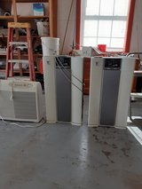 3 Hepa Filer Units in Fort Leonard Wood, Missouri