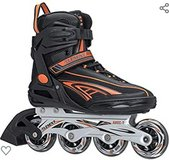 Roller blades in Ramstein, Germany