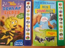 2 Kinderbücher in Ramstein, Germany