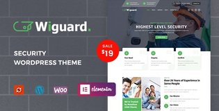 Wiguard - CCTV & Security WordPress Theme in Chicago, Illinois