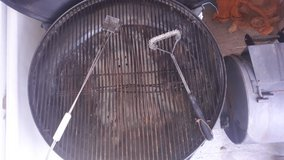 Weber Ranch kettle grill 37inches 97cm in Ramstein, Germany