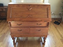 Vintage Drop Front Writing Desk REDUCED AGAIN in Sugar Grove, Illinois