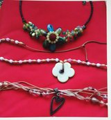 3 necklaces in Lakenheath, UK