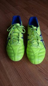 Soccer leather cleats mens size 10 in Tinley Park, Illinois