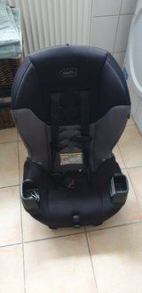Carseat, toddler in Ramstein, Germany