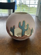 Cactus Candle Holder in Joliet, Illinois
