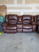 recliner love seat in Kansas City, Missouri