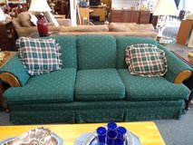 Hunter Green Sofa in Chicago, Illinois